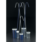 Dippas™ Sterile Sample Collector , 250ml,blue, 50/pk