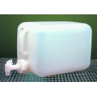 Heavy Duty Square Carboy, 20l/5gal,w/spigot- Kit 777