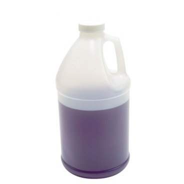Jug, 1/2 Gallon Storage Bottle, Lightweight HDPE